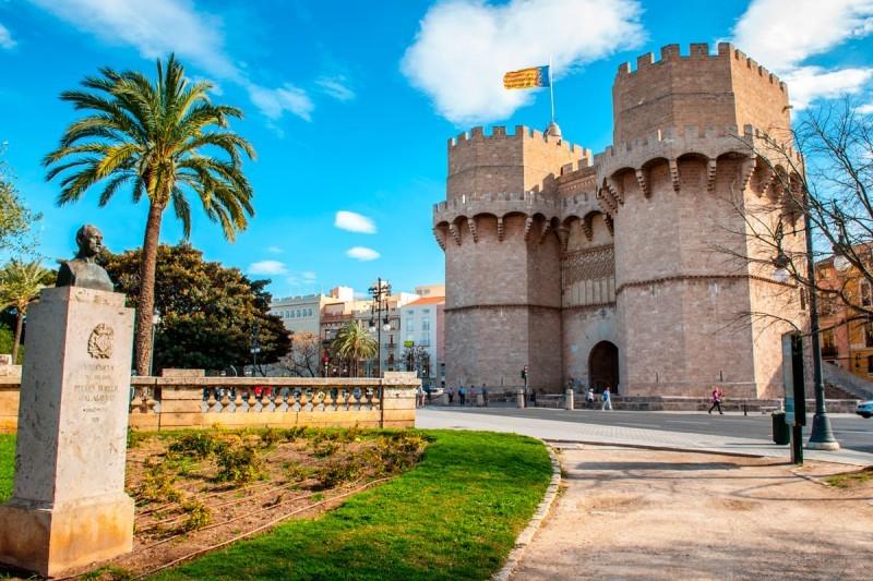 Activiteitenprogramma in Valencia 0