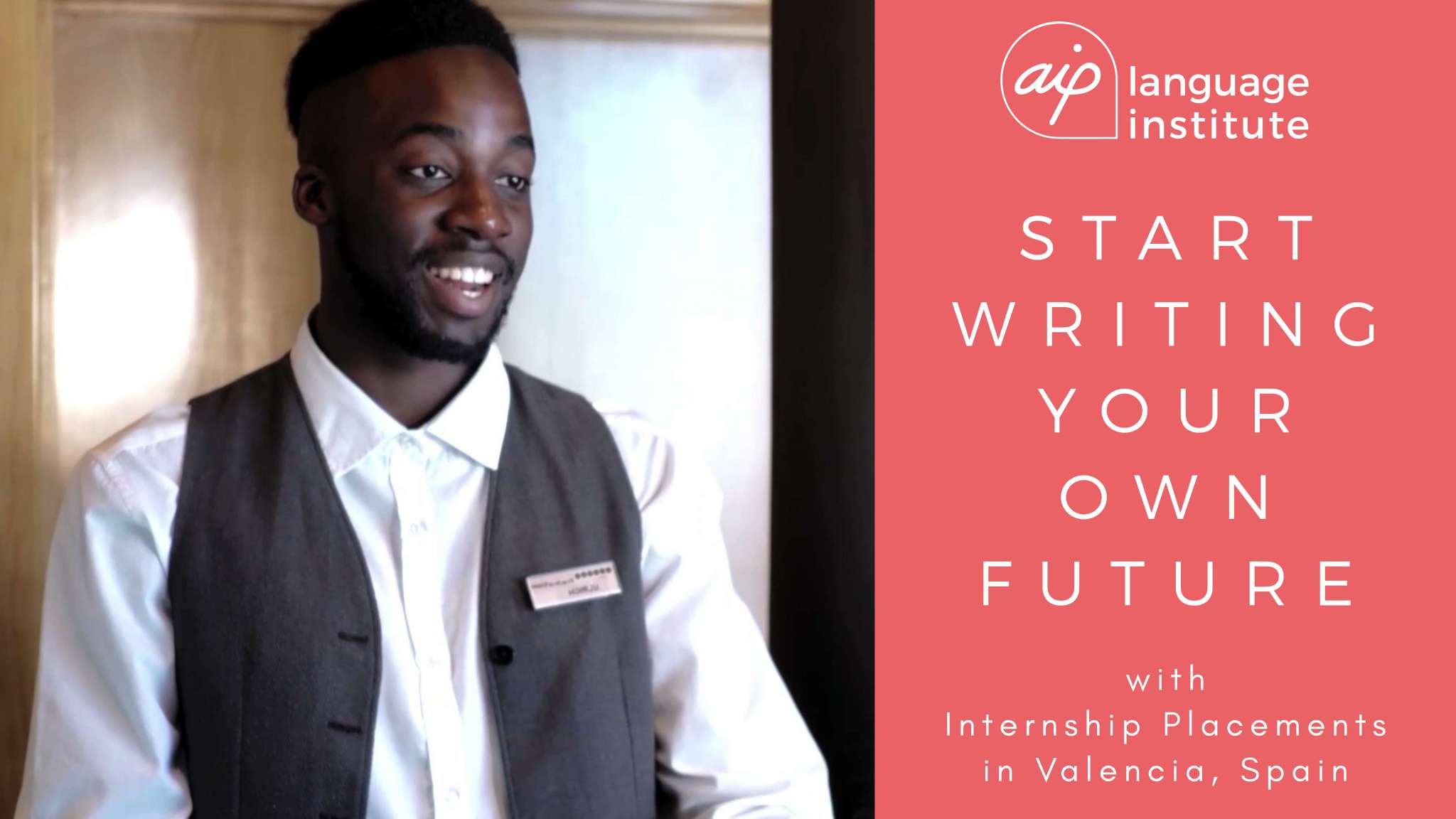 cover video internship in spain